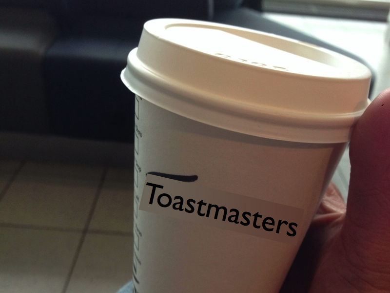 Toastmasters London Morning