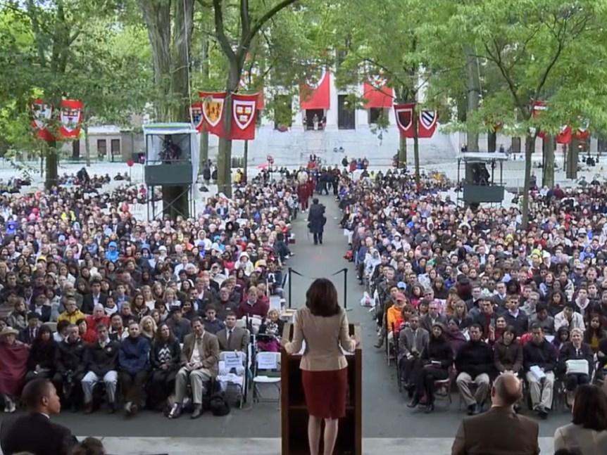 commencement speech 2014