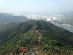 Look at the buildings, Tsuen Wan from afar