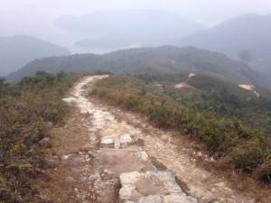 Ngau Yee Shek Shan (Cow's Ear Stone Hill) to Pak Tam Au