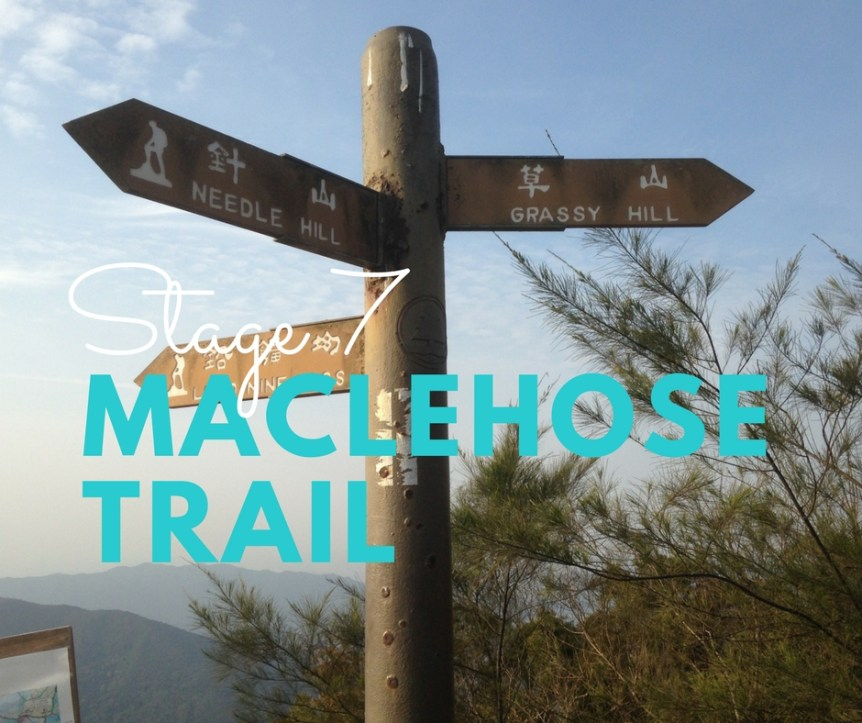 MacLehose Trail, Stage 7