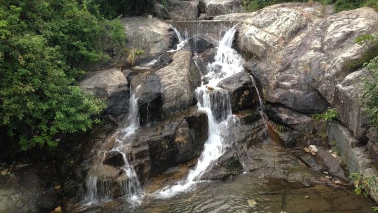 Water catchment, Stage 11, Lantau Trail