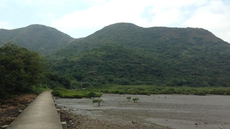 Yi O, Stage 7, Lantau Trail