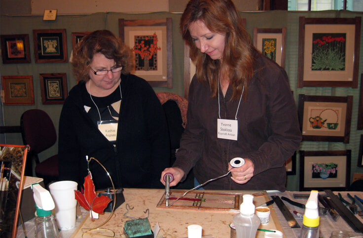 Artisans at The Roycroft Campus