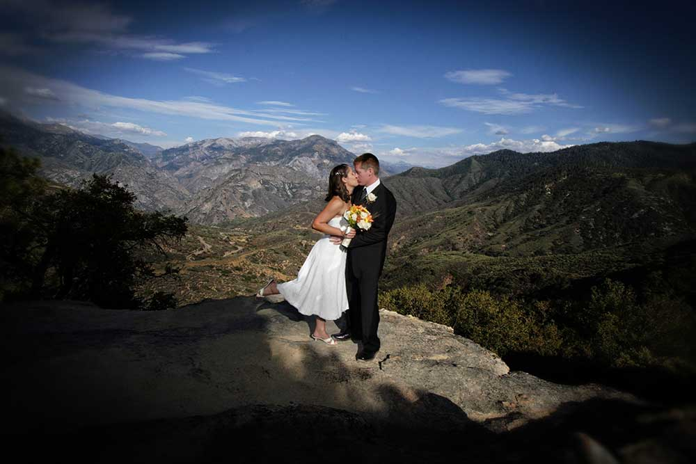 Kings Canyon Wedding; The Story Behind The Photo