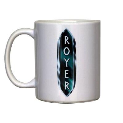 Royer Coffee Mug – White