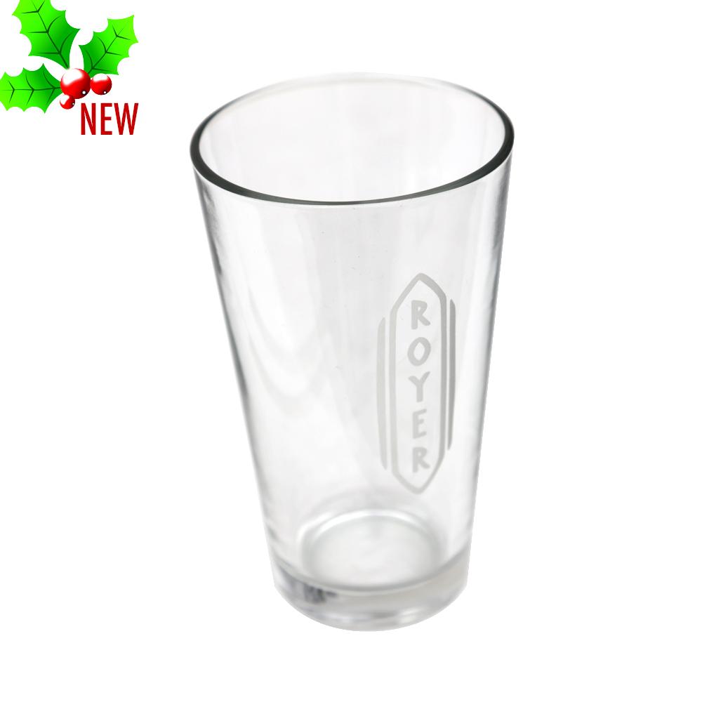 Royer Beer Glass