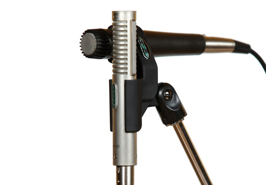 Royer Labs Debuts the AxeMount Dual Microphone Mount