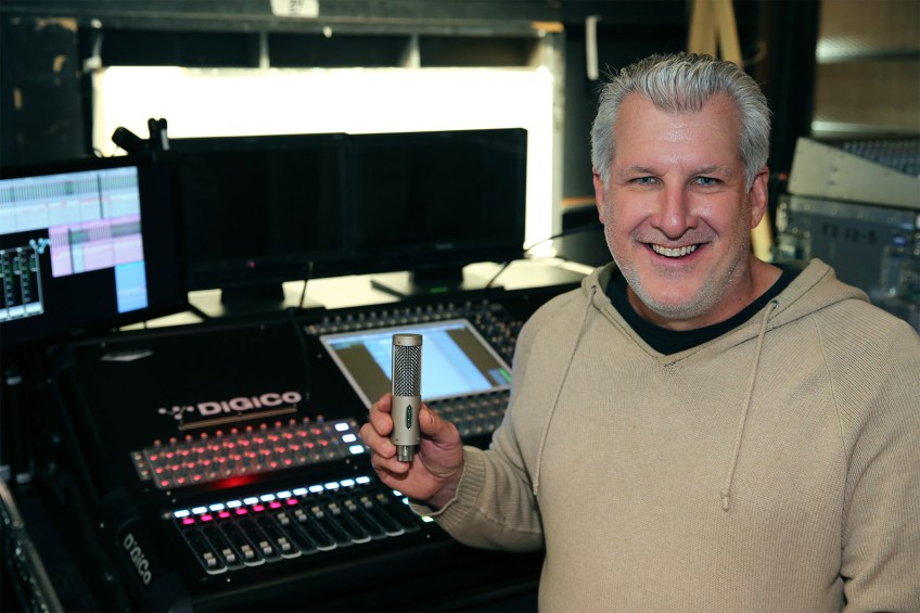 "Royer Labs R-10 Ribbon Mic Helps Keep ""The Voice""  On the Cutting Edge"