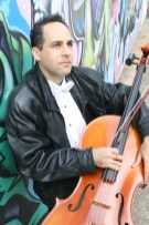 Atlanta Cellist Roy Harran