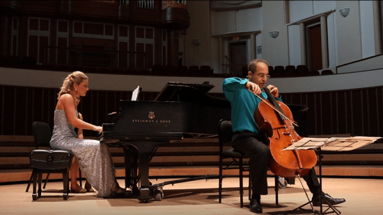 Emory Recital Featuring Roy Harran on Cello