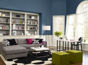 paint living room wall colors furniture decorate