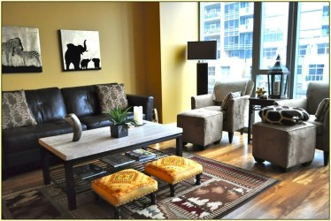 african living room safari decor inspired rooms themed paint furniture chairs bedroom interior decorate designs decorating colors africa animal modern