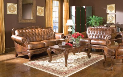 room living paint brown warm colour sofa decorate leather trends colors schemes victorian tufted luxury interior affordable seat amp designs