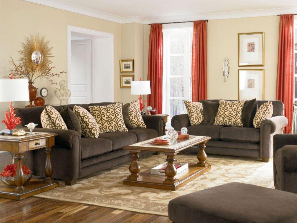 Red Decor Living Room Ideas Novocom Top
