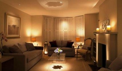 room living lighting modern budget inspiration