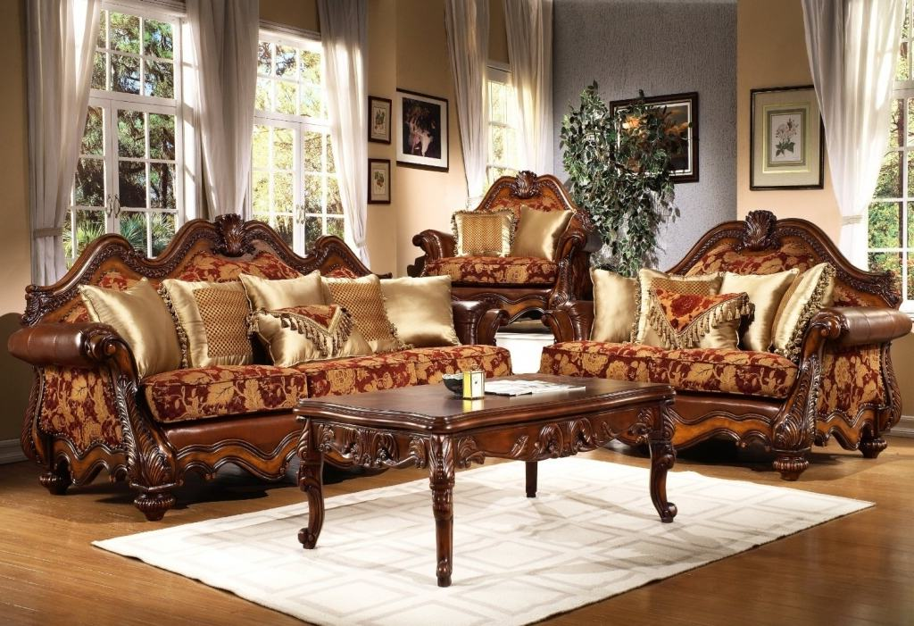 Elegant Living Room Modern Sofa Set Novocom Top