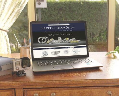 Seattle Diamonds Website