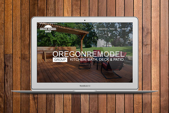 Oregon Remodel