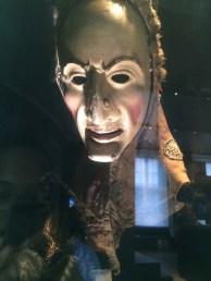 Scary Karneval Mask