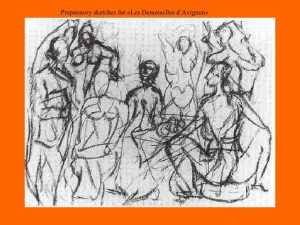 painting of les demoiselles d'avignon. learn to paint and draw, bluecoat, art classes, merseyside, liverpool