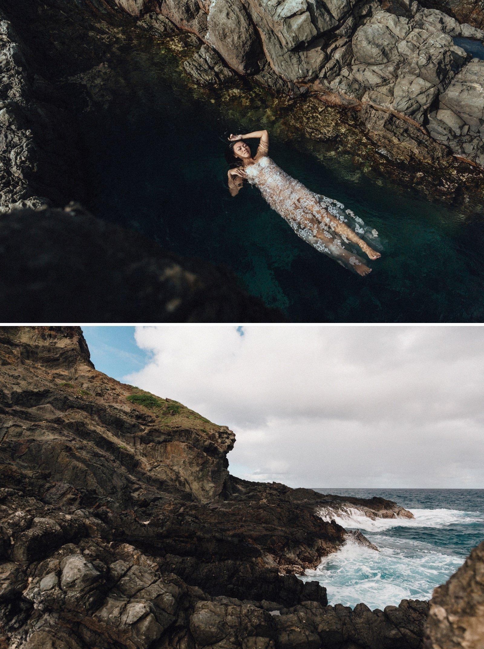 Kailua Photographer  Na Mokulua Islands Hawaii  Roy