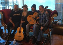 Children of Song Podcast Pic. Alex, Ashley Campbell, Roy Jr, Wesley)