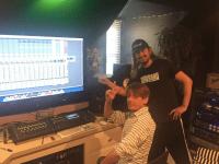 Roy Orbison and Luke Chalk in Pretty Woman Studio