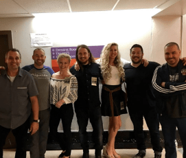 Roy Jr with The Impractical Jokers!