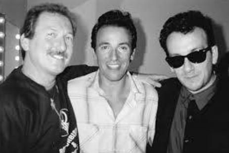 James Burton, Bruce Springsteen, Elvis Costello