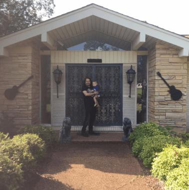 Carl Perkins House! Roy Orbison Jr & Roy Orbison 3 , 2017