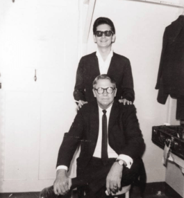January 8th is the birthday of my grandfather, Roy's father, Orbie Lee Orbison. Born in 1913. Happy Birthday Papaw!