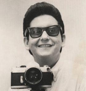 "Roy Orbison ""Reporter"" t-shirt!"