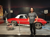 National Corvette Museum in Bowling Green, Kentucky