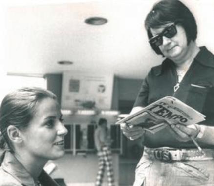 Mom & Dad ♥️ Roy Orbison & Barbara Orbison