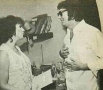 Linda Ronstadt & Roy Orbison