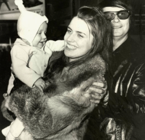 Barbara Orbison, Roy Orbison, Roy Orbison Jr