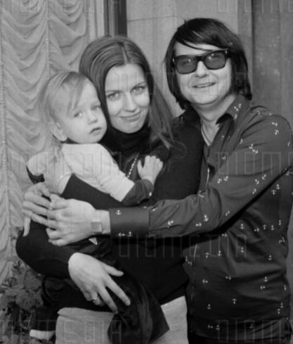 Roy Orbison Jr, Barbara Orbison, Roy Orbison)
