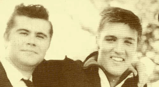 Warren Smith & ELVIS PRESLEY!