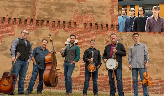 SIDELINE - The Bluegrass Powerhouse in concert w/guests
