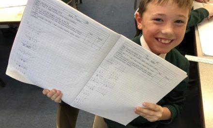 Super Maths in Year 4!
