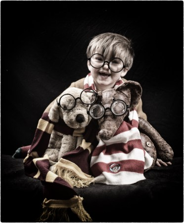 Dressing up for a world book day