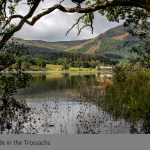 Lakeside in the Trossachs