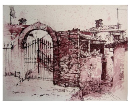 "Roy Superior, ""Barga Gate"""