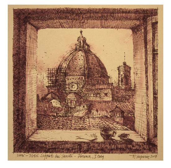 "Roy Superior, ""Duomo"" 2007"