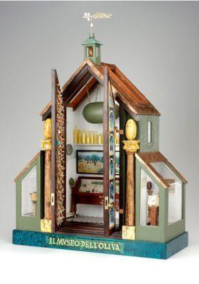 "Roy Superior, ""Olive Museum"" 2008"