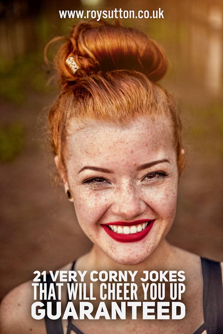 21 very corny jokes