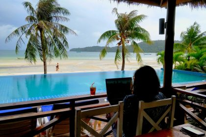 How to Be a Travel Writer When You're Not Traveling