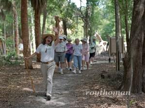 Historic Home Tour and Coastal Hammock Hike 04-16-2013