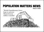 'Population Matters News'